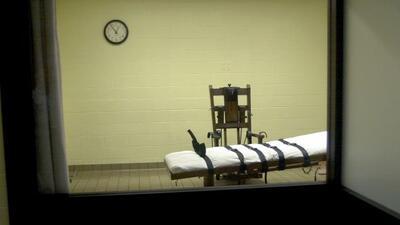 La tarde de este jueves, el estado ejecutará a un nuevo preso, con lo qu...