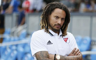 Jermaine Jones triste