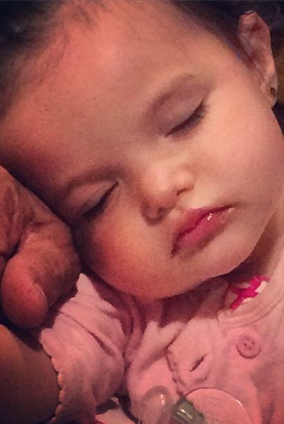 A través de las redes sociales, su hermana, Mayra Rojas, compartió una t...