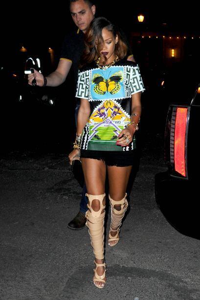 Katy con un estilo más 'glamouroso' quiere coronarse como la m&aa...