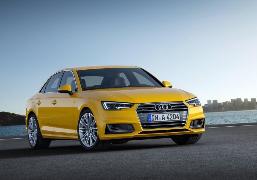Estos autos son los que más enamoran a sus dueños Audi-A4-2016-1280-01.jpg