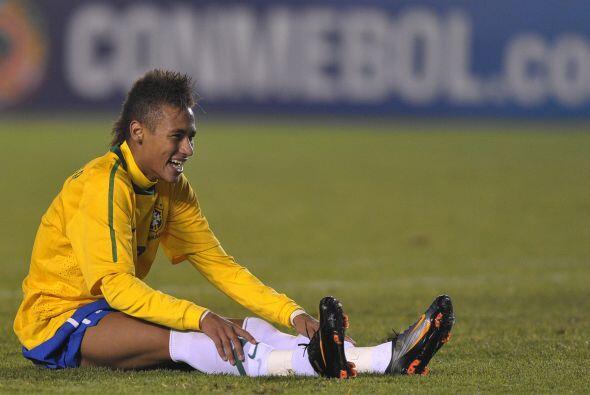 Una jornada espectacular tuvo la selección brasileña en Ar...
