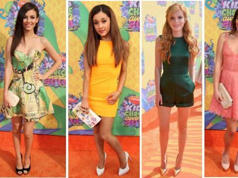 Estas fueron las celebridades que llenaron de vida y color la alfombra n...