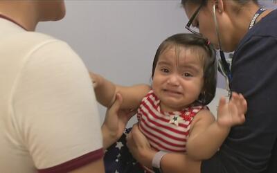 Cientos de familias han dejado de acudir a sus citas médicas a una clíni...
