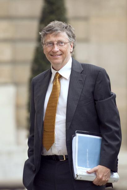 Bill Gates nació el 28 de octubre de 1955.