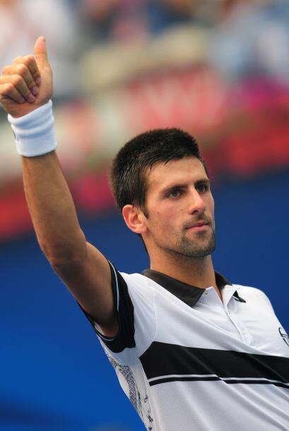 Djokovic se enfrentará con el estadounidense John Isner.