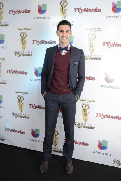 Alex Speitzer competirá para ser el Mejor actor juvenil del 2014.