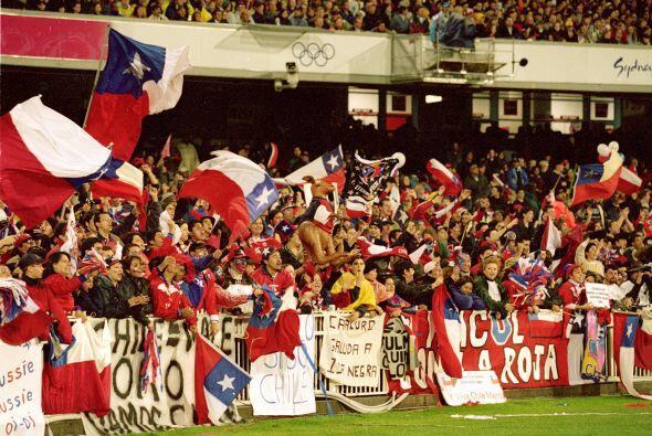 En ese mismo año los mexicanos le pagarían la visita a los chilenos. En...