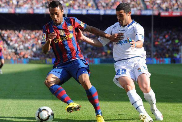 La jornada 34 de la Liga española arrancó con duelos importantes. Primer...