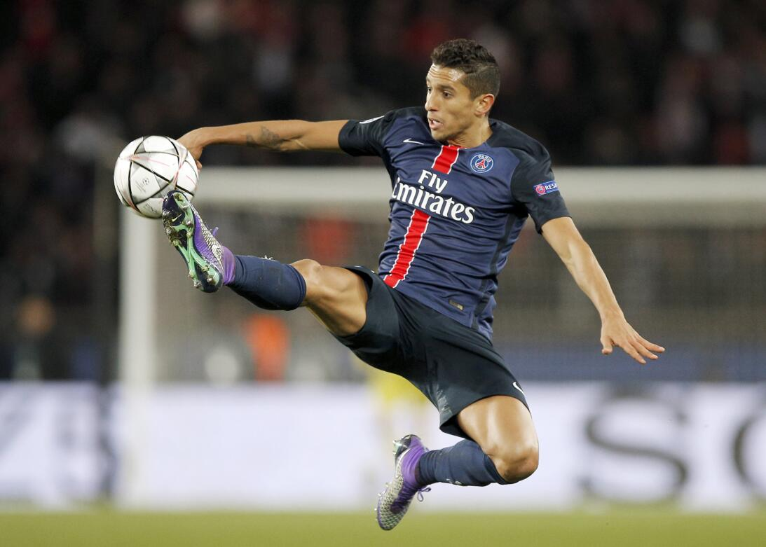 Marquinhos (Paris Saint Germain)