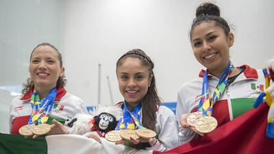 En fotos: México superó las 200 medallas en los Juegos Centroamericanos y del Caribe