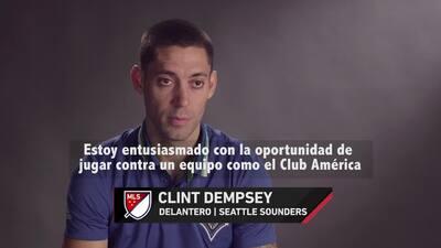 """Clint Dempsey: """"En la MLS ahora se ve más calidad de juego"""""""