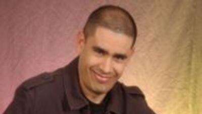 Armando Reyes de 106.7 Mi Música en Chicago.