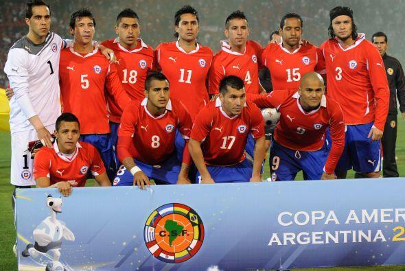 El último partido lo protagonizarán Chile y Venezuela. 'La Roja', con Bo...