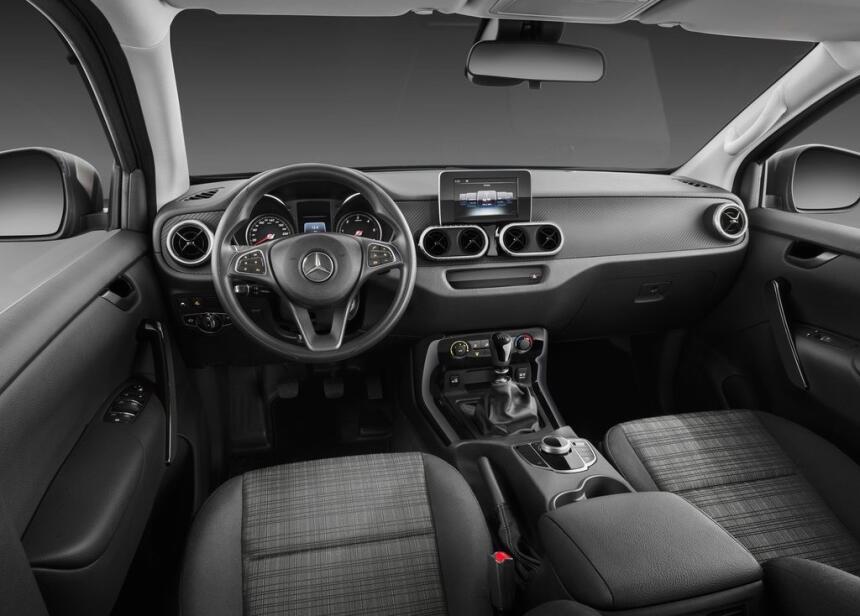 Esta es la nueva Mercedes-Benz Clase-X en fotos Mercedes-Benz-X-Class-20...