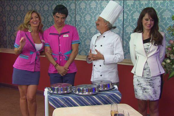 Después llegaron Chabelita y Carmelo para arreglar a Vanessa, pero echar...