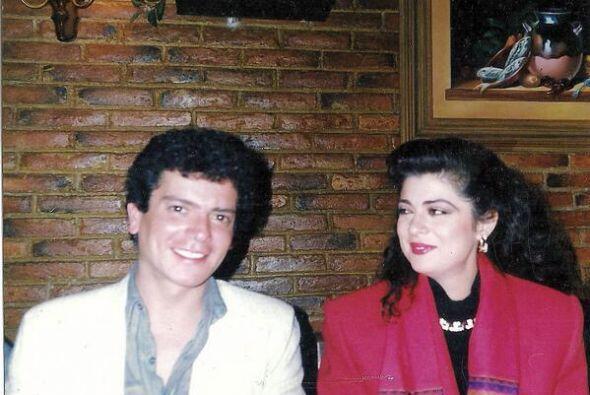 """En 1989 hizo """"El cristal empañado"""" y """"Simplemente María""""."""