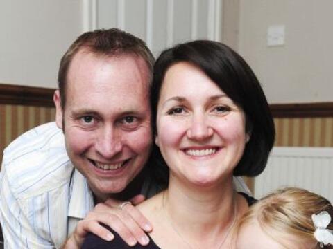 Lorna Smalley es una mujer que perdió la memoria, esposa y madre...