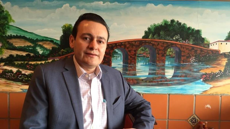 Juan Rodríguez, empresario colombiano en Iowa