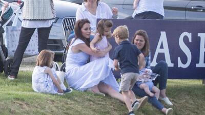 En fotos, el príncipe George y la princesa Charlotte como nunca los habías visto