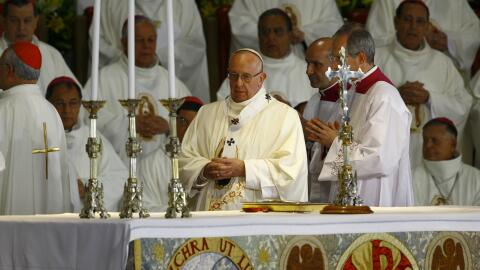Papa Francisco México, Basílica