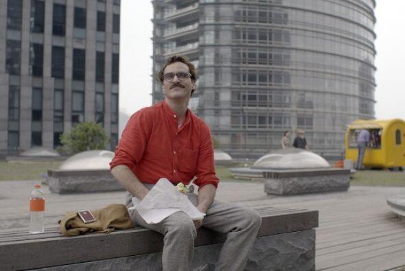 """Best screenplay: Spike Jonze, """"Her"""""""