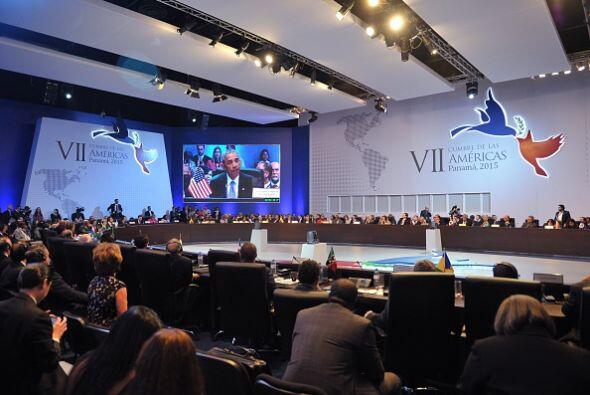 Imagen general de la plenaria.