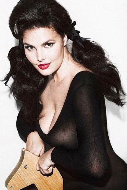 No sólo ha destacado en revistas, sino que también será la primera model...