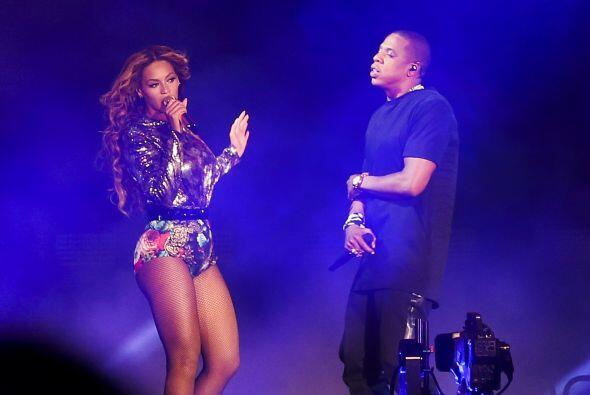 Sobre el escenario demostraron que la química y el amor entre ambos era...