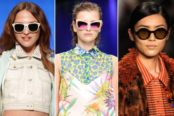 ¡Por su belleza y practicidad,  las gafas de sol se convierten en...