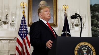"""Trump revela los detalles de un plan para resolver lo que denomina """"crisis"""" en la frontera sur"""