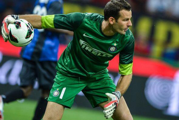Ante el Bolonia sólo permitió un gol y los interistas se impusieron por...