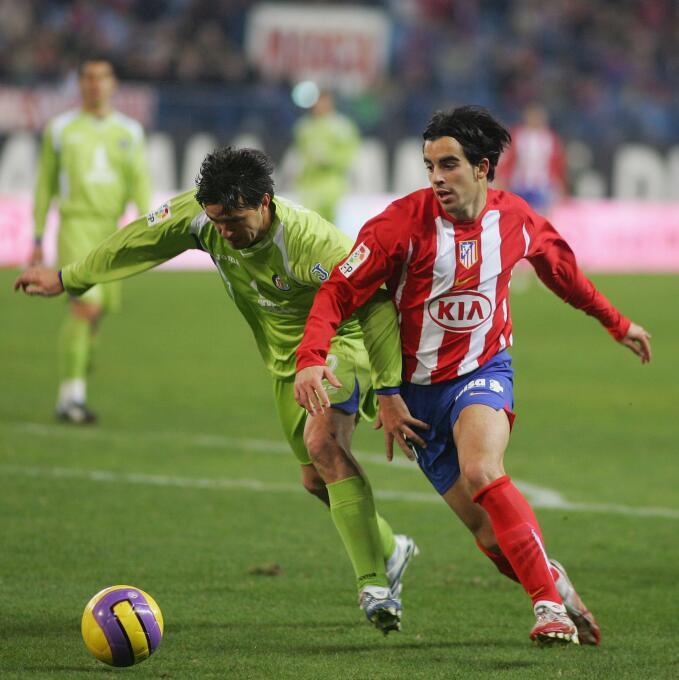 Otro que surgió de la cantera del Real Madrid fue el mediocampista José...