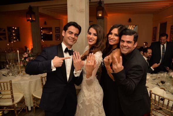 Ale y Anibal son un ejemplo de un matrimonio lleno de amor y Vane desea...