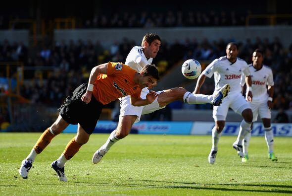 Wolverhampton y Swansea City protagonizaron un interesante y vibrante en...