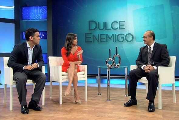 El doctor Enrique Caballero también explicó a los televidentes de Cita c...