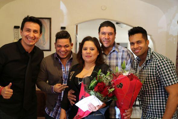 Felicidades Ignacio y Aracely!