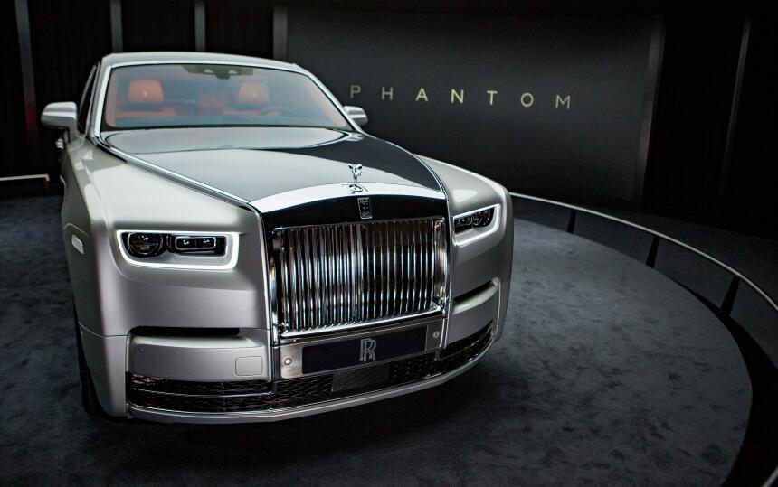 El nuevo Rolls-Royce Phantom VIII en fotos RR PHANTOM VIII (1).jpg