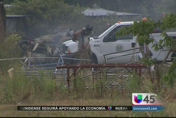 Un incendio en una casa de Fort Bend cobró la vida de tres personas este...