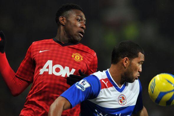 Con el correr de los minutos, los propios jugadores del United se desesp...