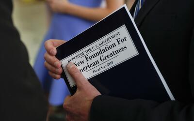 Este año el presupuesto tiene título y tiene ecos de slogan de la campañ...