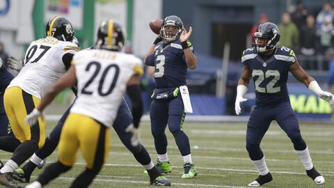 Seahawks 39-30 Steelers: Wilson y Roethlisberger se combinan para  + 800...