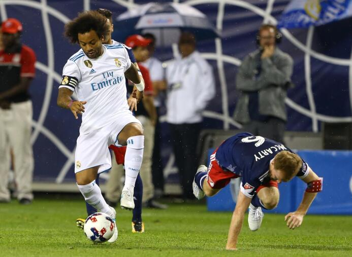 Concentración de talento en el MLS All-Star Game entre figuras de la lig...