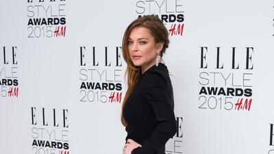 Por estos zapatos Lindsay Lohan amenaza con botar a dos empleadas... a través de Instagram
