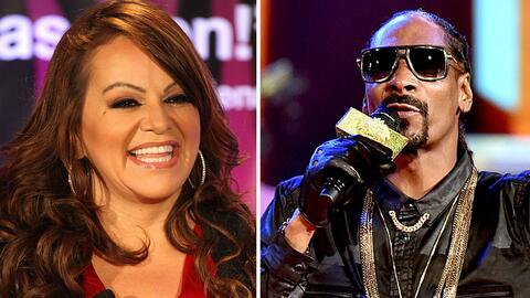 Jenni Rivera y Snoop Dogg