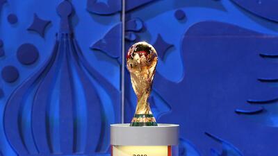 Si el Mundial de Rusia fuese ahora, estos serían los clasificados