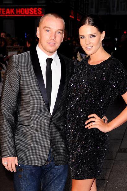 Danielle se casó con el futbolista Jamie O'Hara en 2012.
