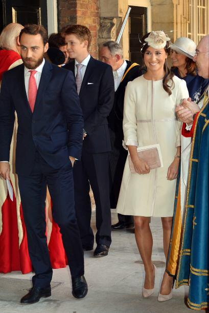 Los hermanos de Kate, James y Pippa Middleton. Mira aquí los videos más...