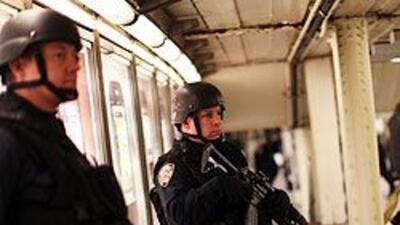Cómplices de Zazi fueron acusados de intento terrorista en el subterráne...