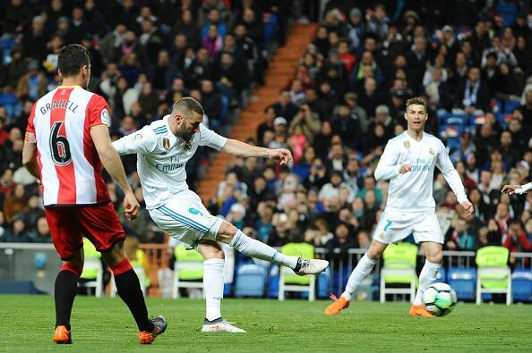 En fotos: Real Madrid superó al Girona con póker de Cristiano 933744480.jpg